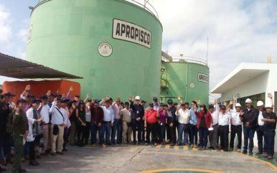 Reconocen a APRO Pisco como modelo sostenible de gestión socio ambiental