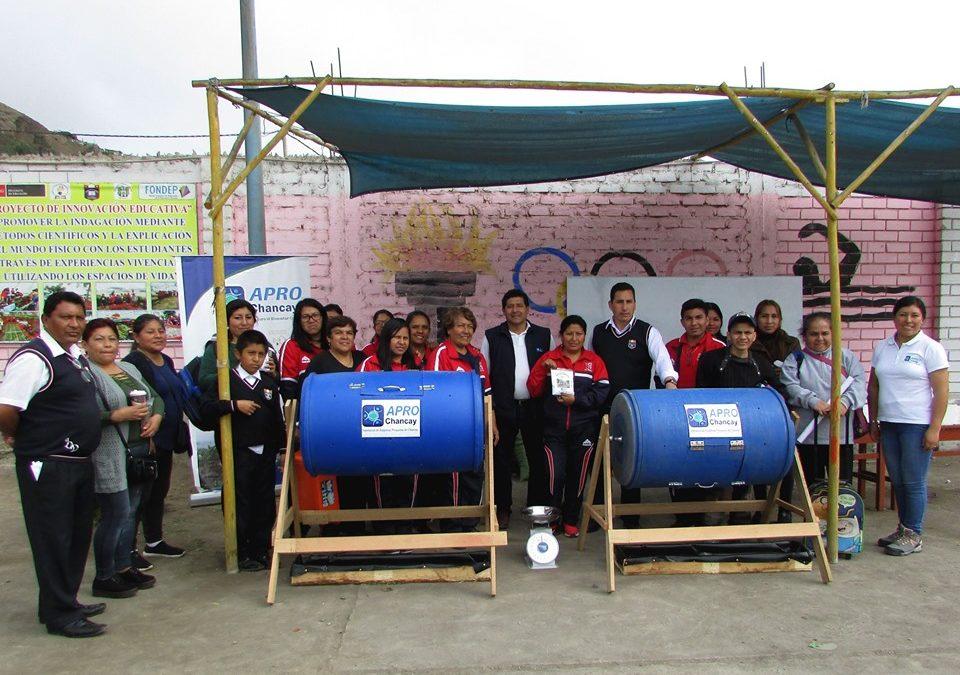 Aprochancay está en Chancay, Lima, Peru con Liz Yris Egusquiza Flores y Silvia Salinas Atanasio.